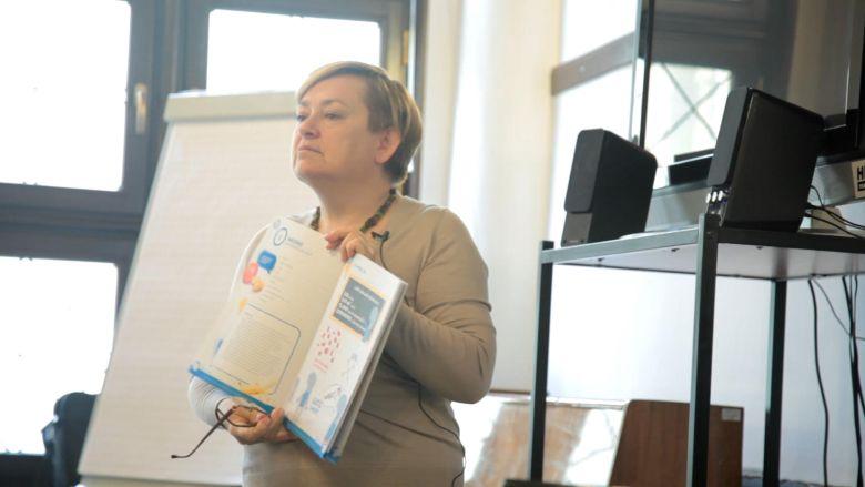 Lublin i Gdynia przeszkolone z obslugi Lekcji Multimedialnych PoZdro 3