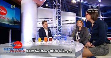 Fundacja PoZdro! w programie Halo Polonia