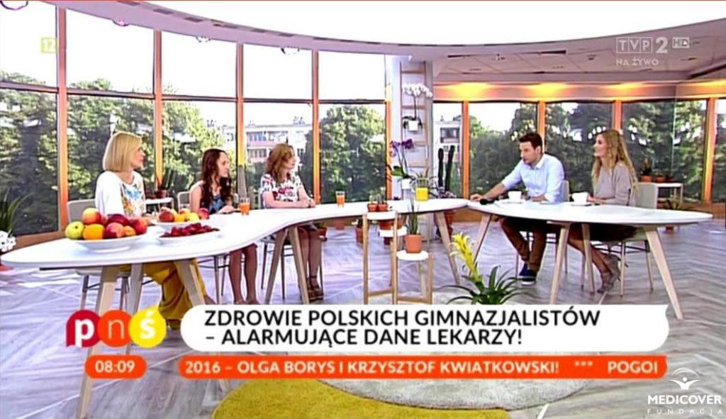 Uczestniczki programu PoZdro! w Pytanie na śniadanie