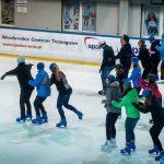 Wrocławskie szaleństwo na lodzie