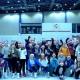 Stopiliśmy lodową taflę! Tym razem w stołecznej Hali Torwar II, gdzie 20.12 odbyły się kolejne zajęcia sportowe projektu PoZdro! Zabawa na wysokich obrotach, ponad 50. osobowa frekwencja - gorąco pozdrawiamy obecnych :)