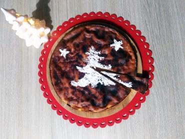 Świąteczny sernik Kasia