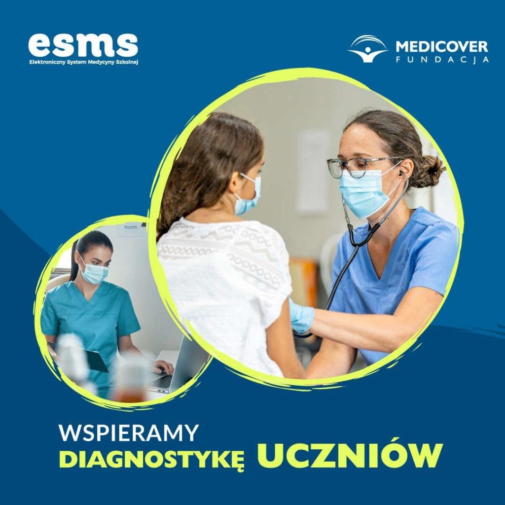 ESMS - wspieramy diagnostykę uczniów