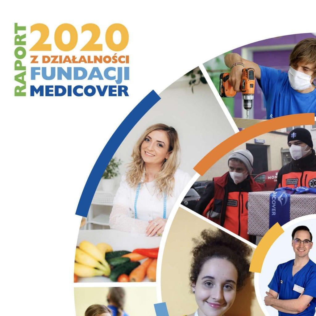 Raport z działalności Fundacji w 2020 roku
